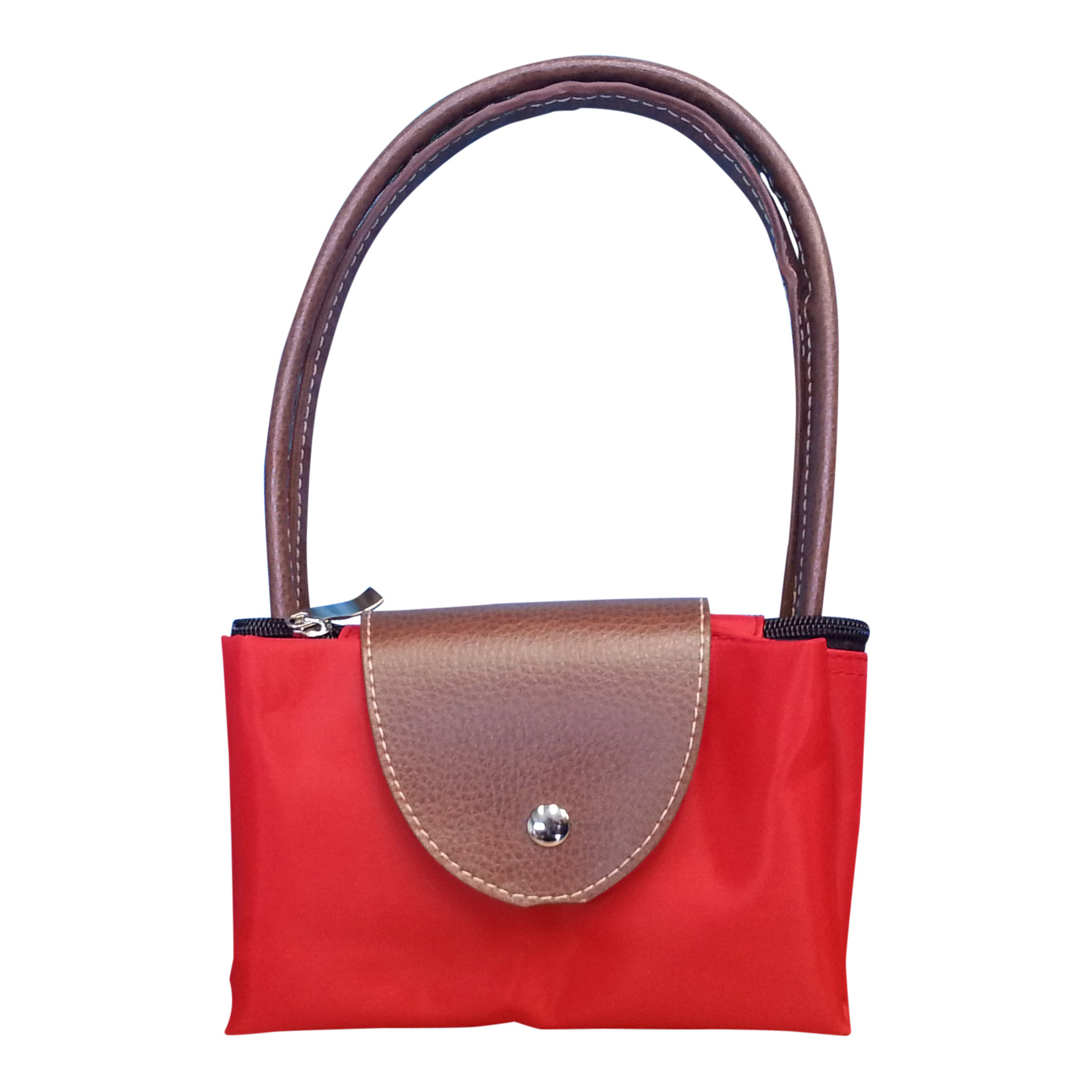 Benzi city bag S Roma rood 4388