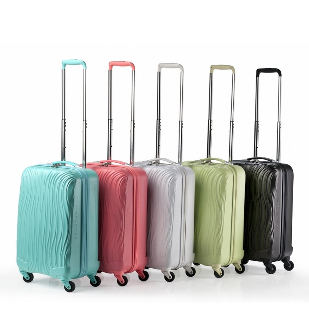 carryon handbagage koffer wave wit luggage 4 all
