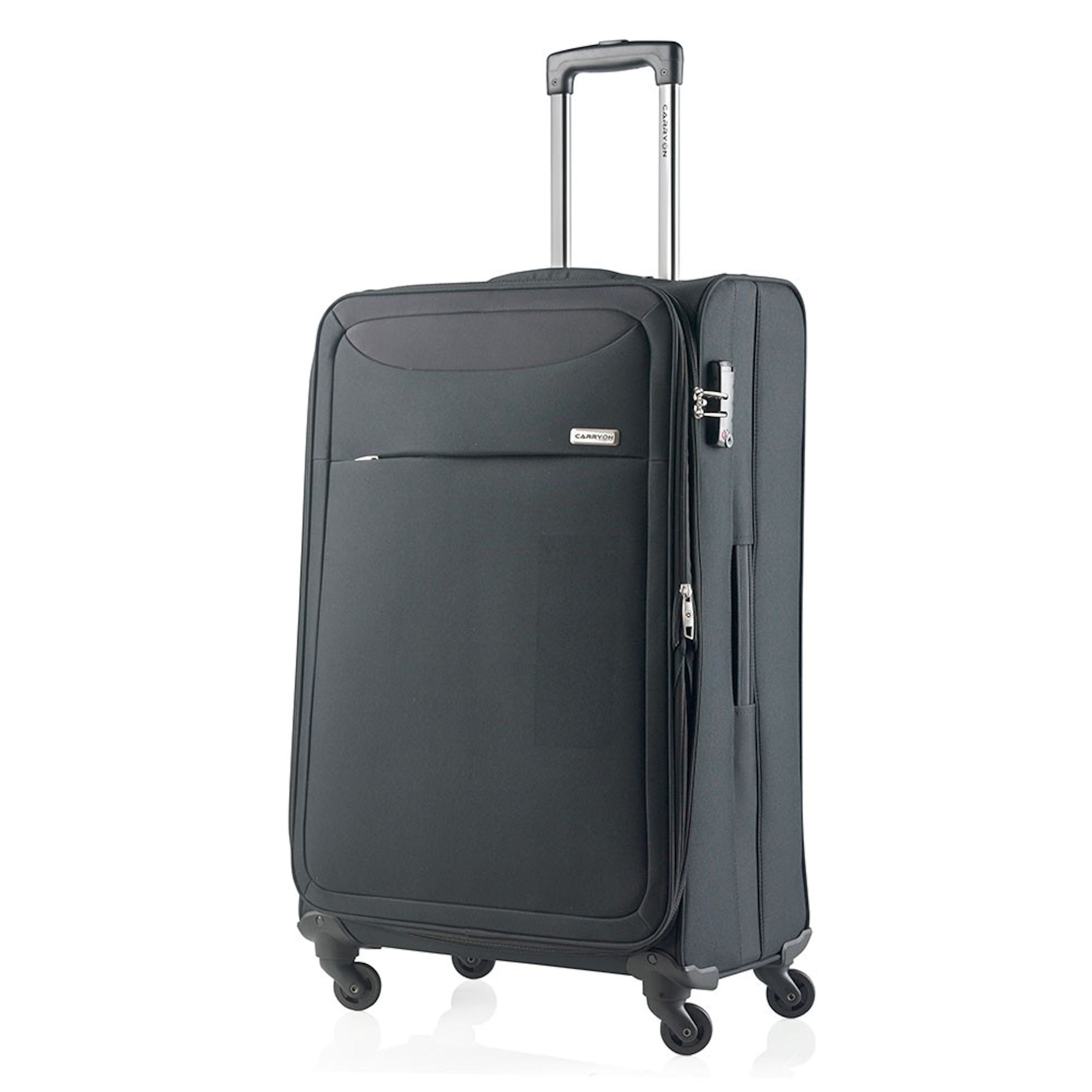 carryon air spinner l koffer zwart luggage 4 all. Black Bedroom Furniture Sets. Home Design Ideas
