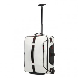 Samsonite Paradiver Light Duffle Wheels Backpack 55 white