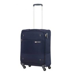 Samsonite Base Boost Spinner 55/40 navy blue