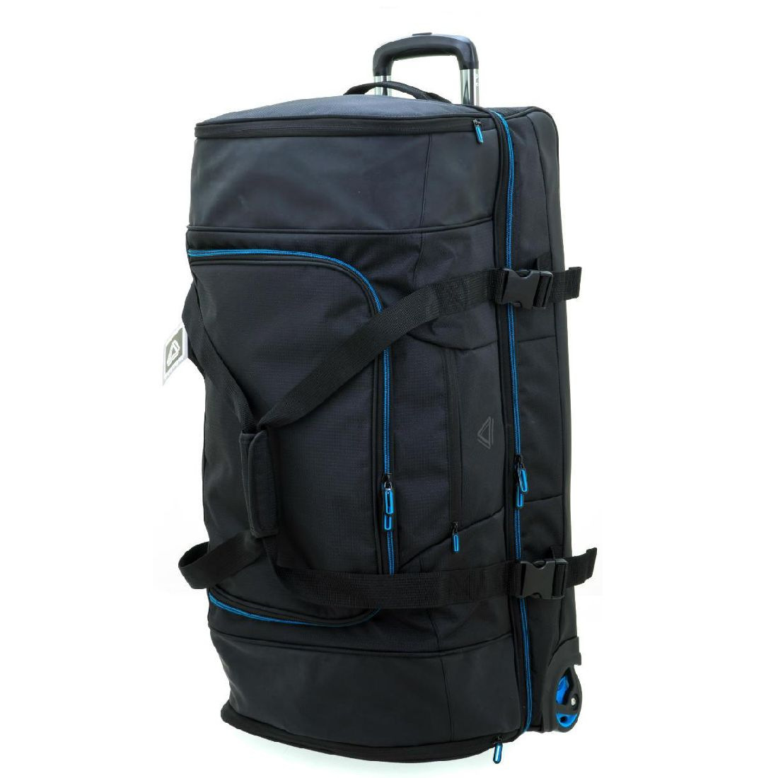 a5fc2407399 Davidt's Rapid Air - Charter Wieltas - 76 cm - black - Luggage 4 All
