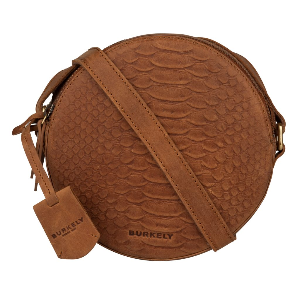 a2dd93290c7 Burkely - Hunt Hailey - X-over Round - cognac - Luggage 4 All