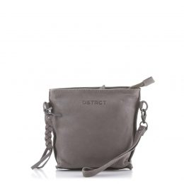 682205daeec DSTRCT – Hyde Park – crossbody tas / clutch – grey